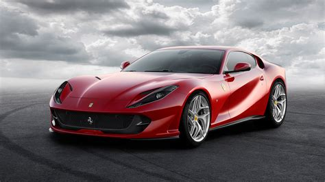 Gambar Mobil 812 Superfast 2018 812 superfast wallpapers hd images wsupercars