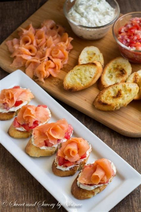 canape toppings 7 scrumptious finger foods to match the spirit of the