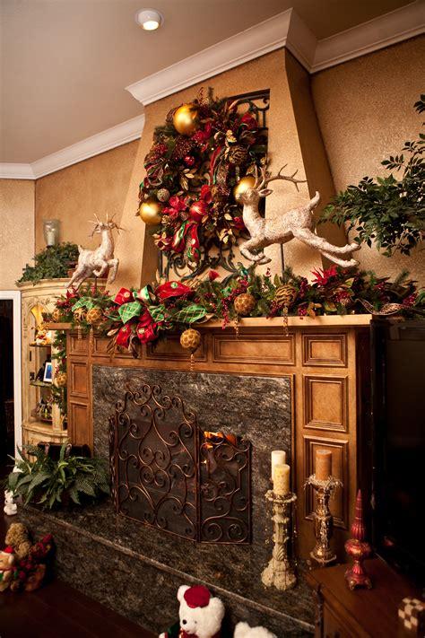 show   mantel  merry ways show  decorating