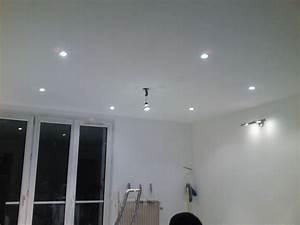 Spot Plafond Cuisine : the 25 best spot plafond ideas on pinterest plafonds spot design and faux plafond cuisine ~ Melissatoandfro.com Idées de Décoration
