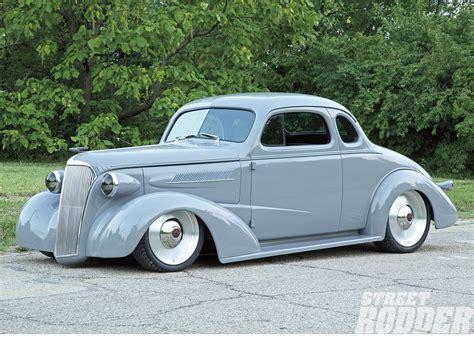 1936 Chevrolet Chevy Coupe 5 Window Hotrod Hot Rod Custom