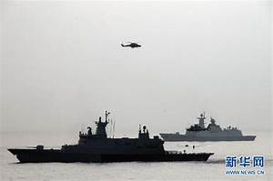 China-Malaysia military exercise maritime subjects in full ...