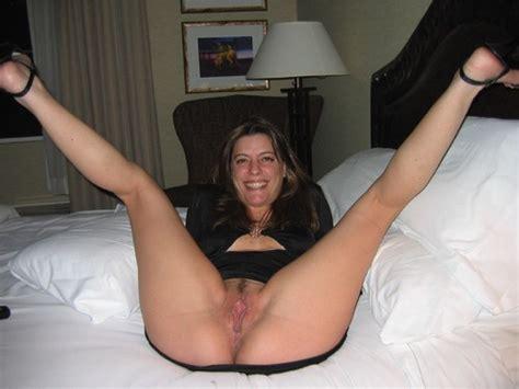 Horny Milf Spreading Her Legs Private Milf Pics