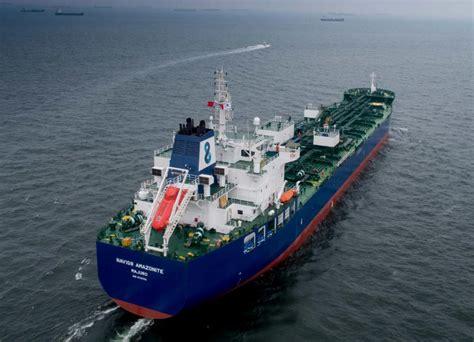 Third Newbuilding Tanker Joins Navig8 Chemical   World ...