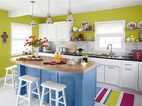 creative ideas for kitchen small kitchen islands pictures options tips ideas hgtv