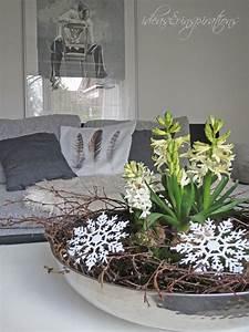 Deko Im Januar : decoration january januar dekoration wei white winter februar february winter table decor ~ Frokenaadalensverden.com Haus und Dekorationen