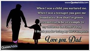 I Love You Dad Fathers Day Quotes Wishes 1598 - QuotesAdda ...