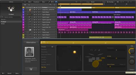 logic pro x logic pro x review powerful new features a simplified ui with no compromises for pros 9to5mac