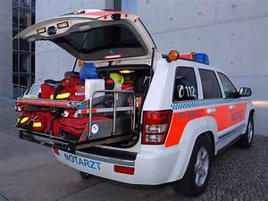 2005 Jeep Grand Cherokee Notarzt WK emergency ambulance ...