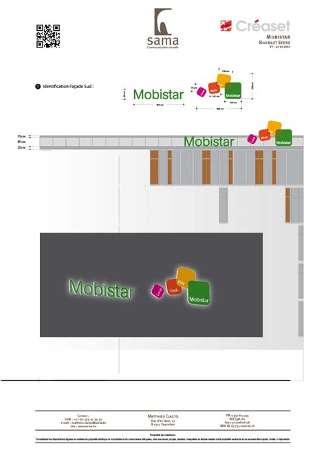 mobilier de siege social projet d enseigne pour le siège social de mobistar sama