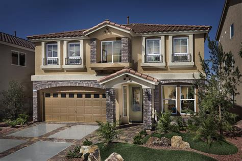American West Homes Grand opens new community in Silverado ...