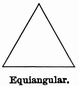 Equiangular Triangle | ClipArt ETC
