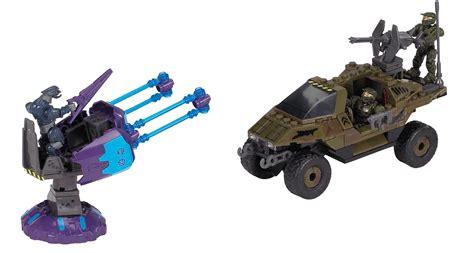 halo warthog mega bloks mega bloks halo wars warthog play set toys games