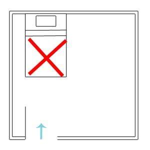 orientation du lit dans une chambre aménager une chambre feng shui principes du feng shui