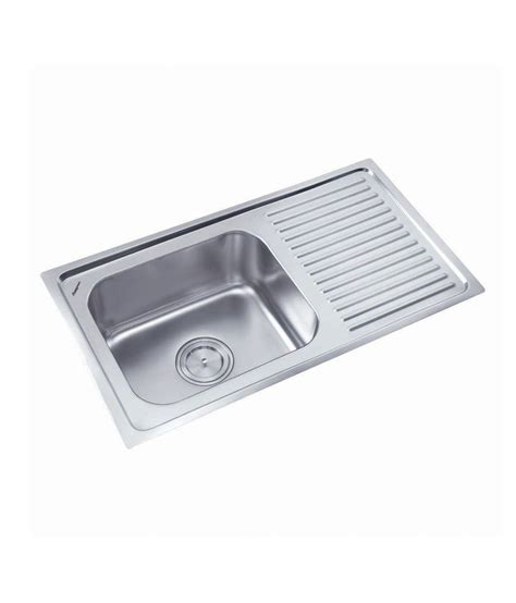 Kitchen Sink Price by Buy Anupam Kitchen Sink At Low Price In India