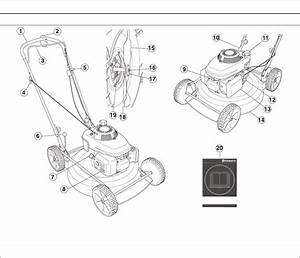 Page 10 Of Ryobi Lawn Mower M48 Pro User Guide