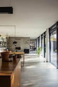 Rideau De Cuisine Design : rideau moderne fenetre cuisine ~ Teatrodelosmanantiales.com Idées de Décoration