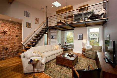 20+ Loft Living Room Designs, Ideas  Design Trends