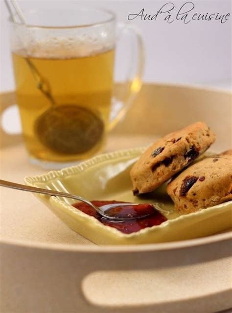 aud a la cuisine scones aux cramberries pistaches aud 39 à la cuisine
