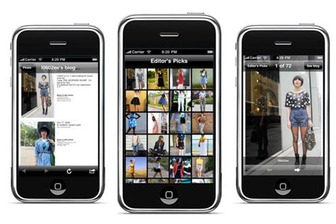 clothing apps for iphone iphone fashion apps the nyla report