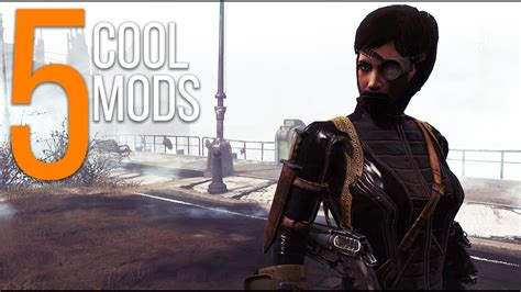 5 Cool Mods Episode 38 Fallout 4 Mods Pcxbox One