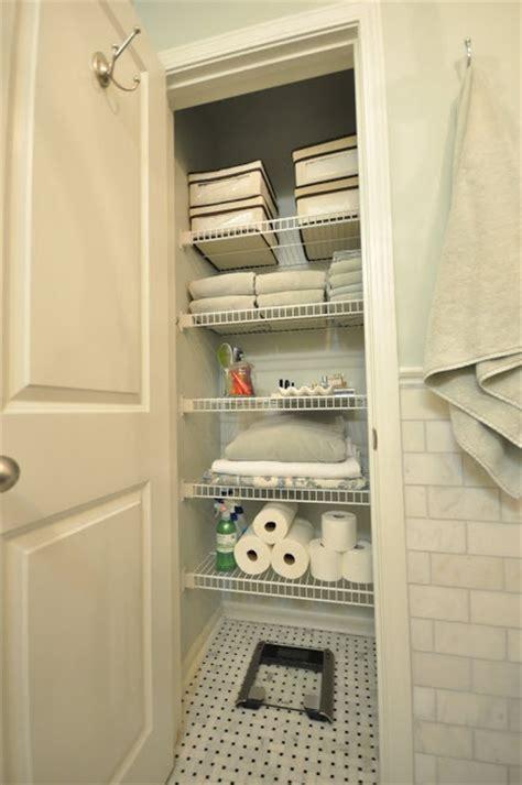 bathroom closet ideas bathroom closet organization