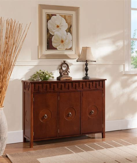 Buffet Console by Brand Furniture Wood Console Sideboard Buffet Table