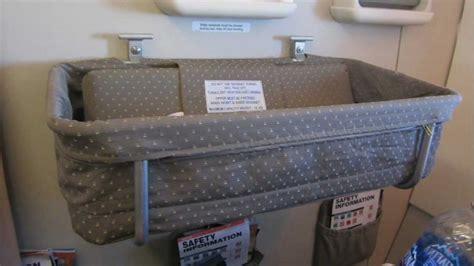 siege bebe avion what is an in flight bassinet