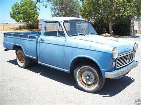 Datsun L320 by Just A Car 1963 Datsun L320 Truck