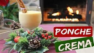 Ponche Crema Venezolano sin huevo/ Alicia Borchardt - YouTube