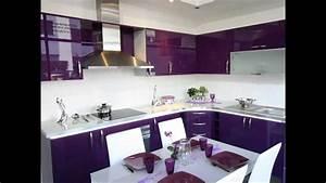 Cuisine equipee nouvelle collection par meubles jem youtube for Dicor de cuisine