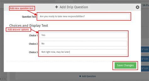 Workforce Drip Questions Surveyanalytics Online Survey