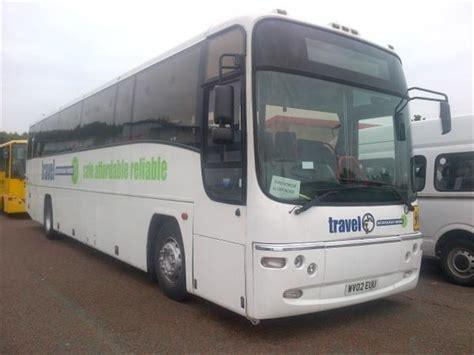 vehicle details volvo bm plaxton dda compliant coach