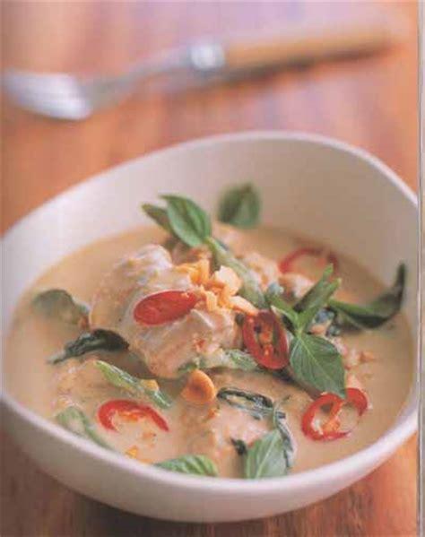 cuisine thaï pour débutants curry de poulet panang recettes d 39 hubert