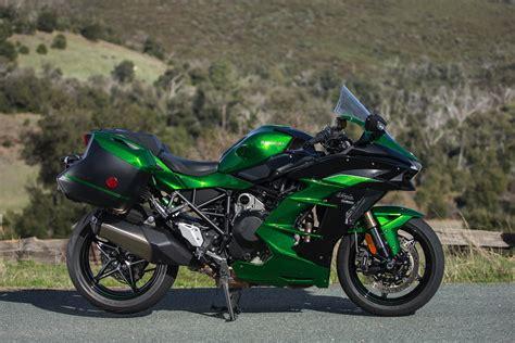 Review Kawasaki H2 by 2018 Kawasaki H2 Sx Se Review 24 Fast Facts