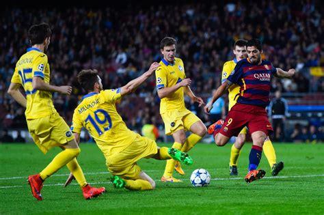 Fc Barcelona V Fc Bate Borisov  Uefa Champions League