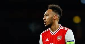 Pierre-Emerick Aubameyang told to leave Arsenal to be ...