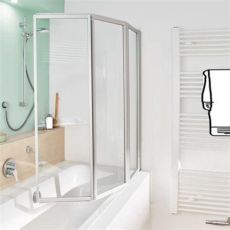 Faltwand Badewanne 3 Teilig Di02 Hitoiro