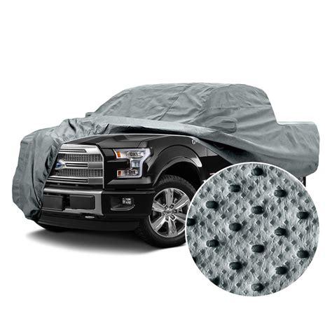 Coverking® Cvc7n98ch8508  Coverbond 4™ Gray Custom Car Cover