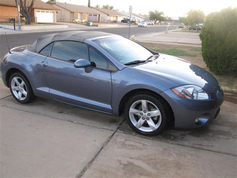 Mitsubishi Of Glendale by 2007 Mitsubishi Eclipse Spyder Sale By Owner In Glendale
