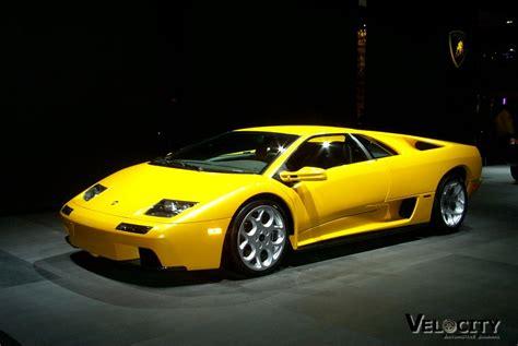 2002 Lamborghini Diablo Information
