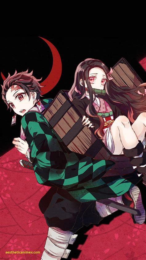 fresh anime slayer nezuko aesthetic anime