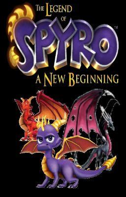 legend  spyro   beginning morephteven wattpad