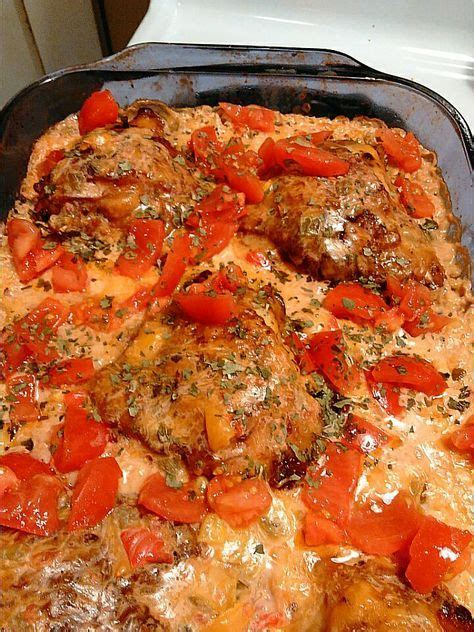 smothered chicken queso casserole recipe mexican food