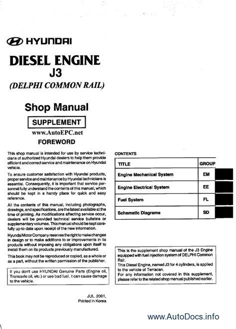 free online car repair manuals download 2010 hyundai genesis instrument cluster hyundai terracan repair manual order download