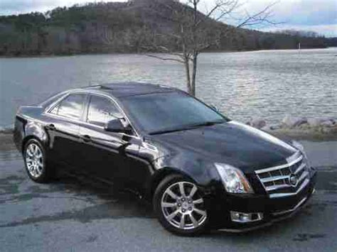 automotive air conditioning repair 2008 cadillac cts transmission control purchase used 2008 cadillac cts 3 6l direct injection awd platinum package in acworth georgia