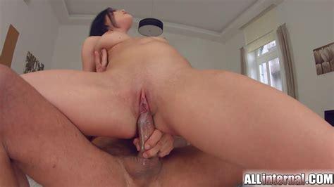 Allinternal Hottie Licks A Dick Clean After Creampie