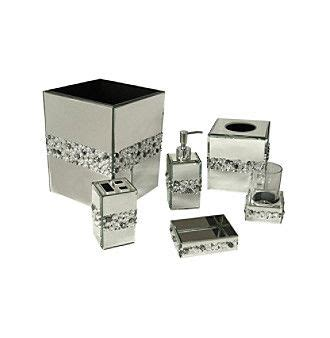 Rhinestone Bathroom Accessories Sets by The World S Catalog Of Ideas