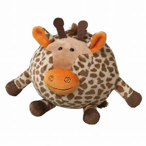 Goofballz Jerri The Giraffe Plush Toy