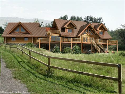 home builders plans ranch style house plans ranch style log homes